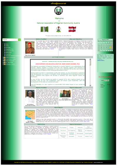 National Association of Nigerian Community in Austria